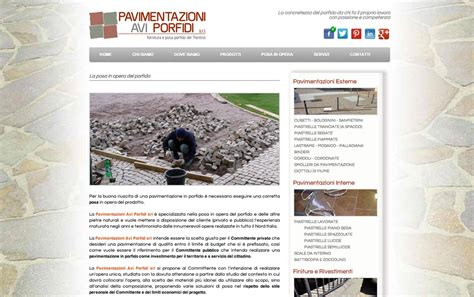 trento web paviporfidi siti web trento