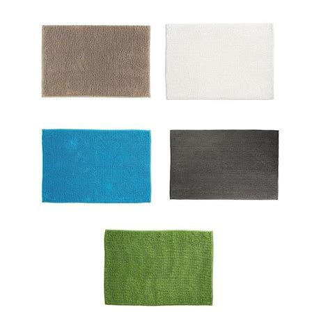 ikea mat ikea bath mat toftbo microfiber 5 colours 40 x 60 cm ebay