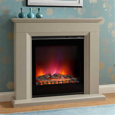 Electric Fireplace Suite Modern Style Elgin Arletta 48 Quot Electric Fireplace Suite Prices