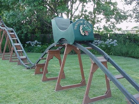 kid roller coaster in backyard pin by kimberly hughes on crafts for the kiddos pinterest