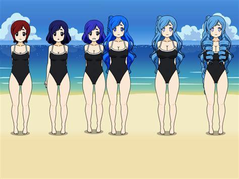 tf bimbo transformation comics bimbo beach extra 3 amellia s transformation by kistofett