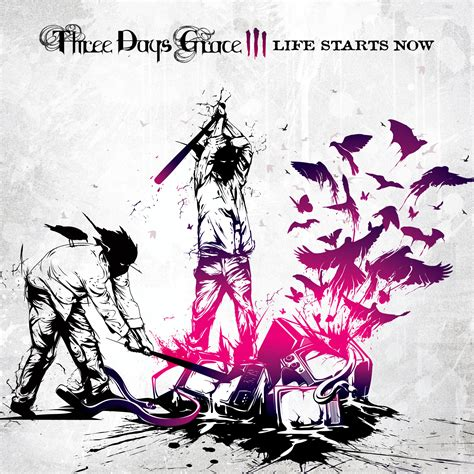 outsider tattoo mp3 life starts now three days grace listen and discover