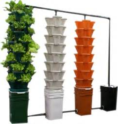 Strawberry Vertical Garden - vertical hydroponic recirculating system pots amp planters products