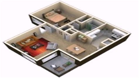 650 square feet floor plan 650 sq ft apartment youtube