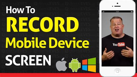 how to record your android screen how to record your iphone ipod android screen