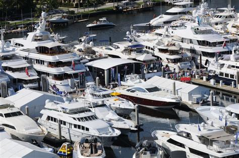 fort lauderdale boat show brokerage flibs report northwest yachts
