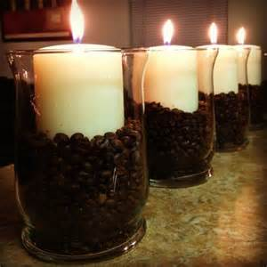 coffee bean candle diy coffee candles crafts