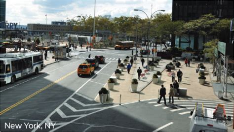 nacto streetsblog new york city nacto urban street design guide sets out to change the dna