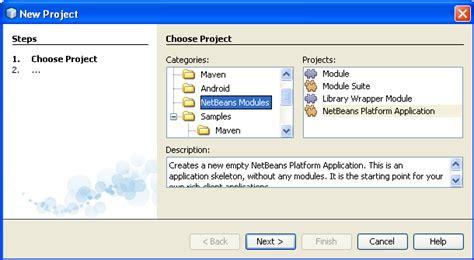 tutorial netbeans platform application netbeans platform paint application tutorial for netbeans