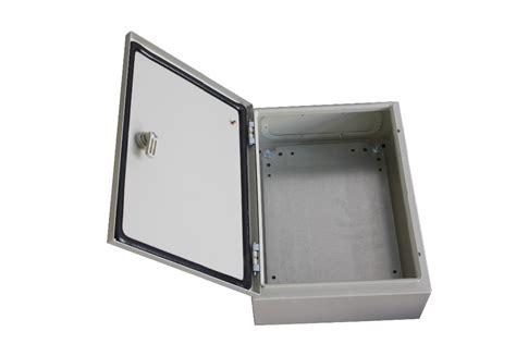 Panel Box electric supplies metal box steel wall mounting enclosure box ip66 electrical panel box sizes