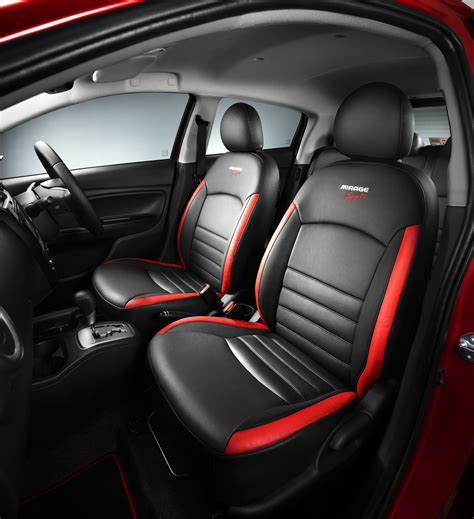 car leather upholstery cost mitsubishi mirage sports limited edition 400 units