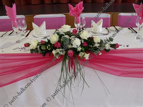 wedding decorations for table romantic decoration