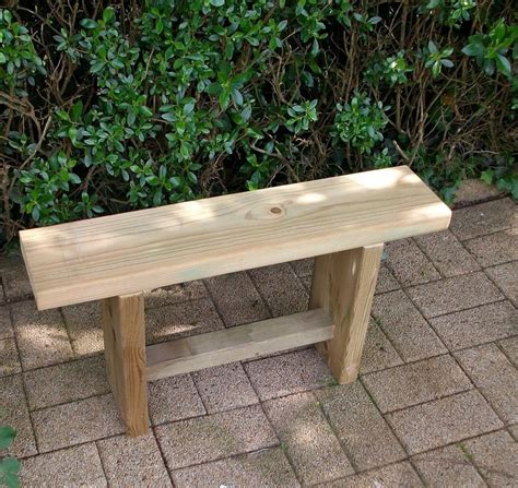 making a garden bench a simple garden bench by diggerjacks lumberjocks com