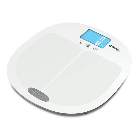 salter curve bluetooth smart analyser bathroom scales