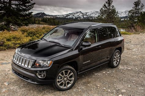 jeep compass limited 2014 jeep compass reviews and rating motor trend