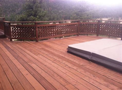 Cabot Decking Stain by Cabot Deck Stain In Semi Solid New Redwood Best Deck