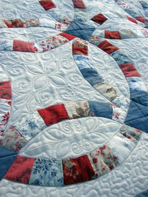 25 best ideas about wedding ring quilt on