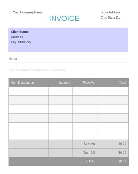 Deposition Invoice Template Deposit Invoice Template Printable Word Excel Invoice Templates Formats
