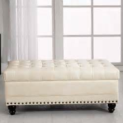 Storage Bedroom Bench Noya Usa Castilian Upholstered Storage Bedroom Bench