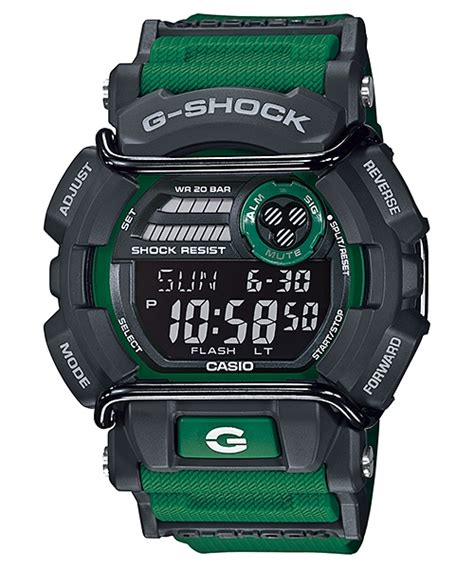 Casio Rugged by Watches88 Casio G Shock Rugged Collection Gd 400 3d