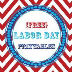 Free Printable Labor Day Invitations