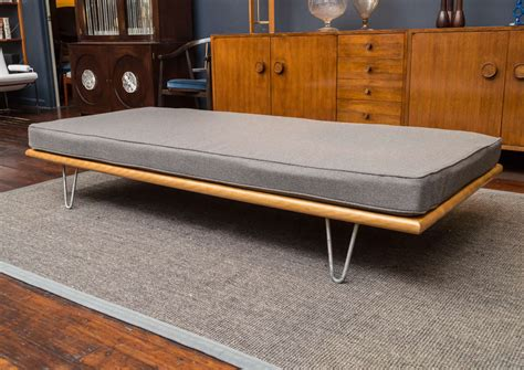 george nelson day bed  stdibs
