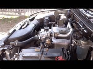 Mitsubishi Shogun Engine Problems 2002 Mitsubishi Shogun 3 2 Diesel Engine 4m41t