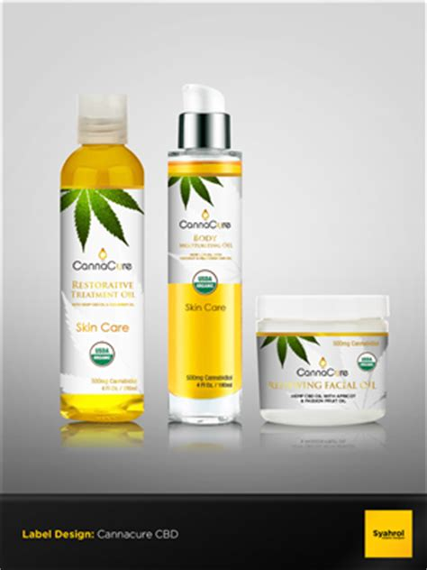 Skin Care Product Label Designs Skin Care Label Templates