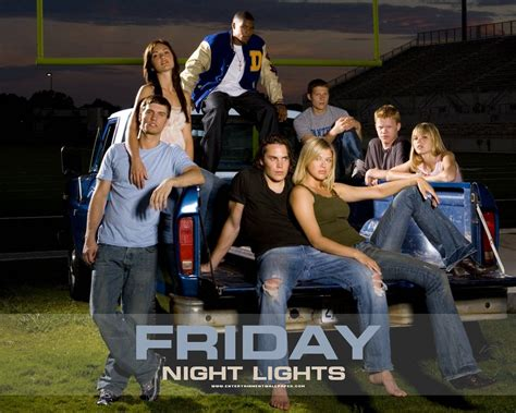 heard friday lights friday lights television the of the nation