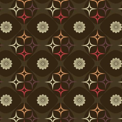brown flower pattern retro brown flower pattern background labs