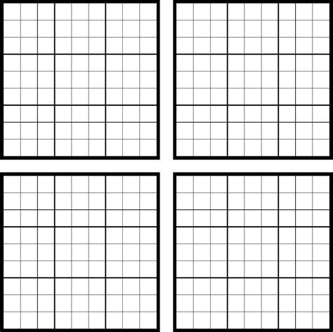printable sudoku grid download sudoku blank for free tidyform