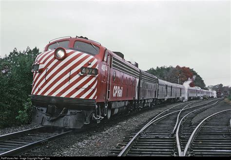 Rogers Mba Pci P by Locomotive Details
