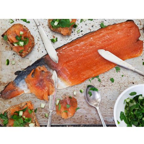 Cold Smoked Salmon So Delicious That Youll Want To Build Your Own Smokehouse 2006 Iffa by Smoked Salmon Kit By Smoked Notonthehighstreet
