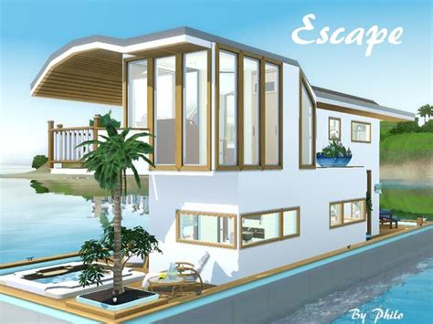 sims 3 house boats escape houseboat the sims 3 island paradise download for more downloads and