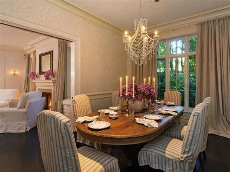 ashwell home gray damask wallpaper cottage dining room ashwell