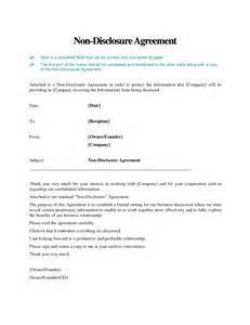 Letter Of Agreement Australia Confidentiality Agreement Sle Pdf