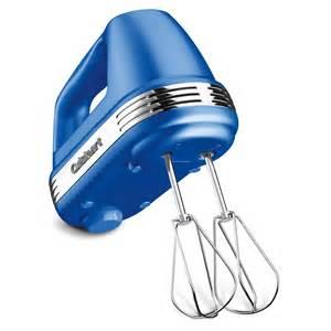 cuisinart power advantage 5 speed hand mixer sapphire