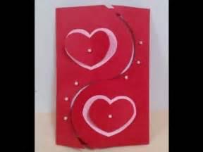 How To Make A Handmade L - how to make handmade s card diy tutorial