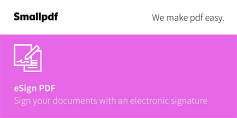 esign   electronic signature