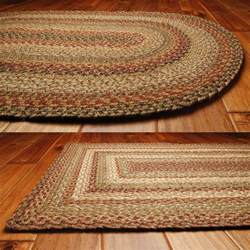 homespice decor kingston jute braided area rug ebay