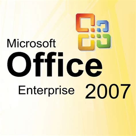 ms office 2007 enterprise free pc