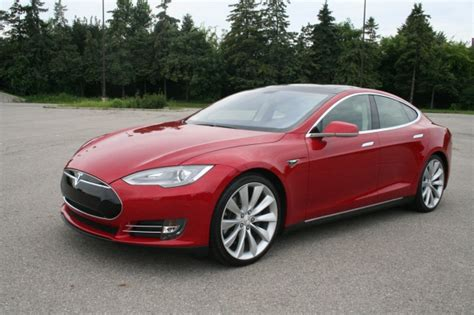 Tessler Auto by Tesla Model S The Electric Car That Goes The Distance
