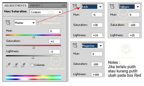 tutorial photoshop cs3 memutihkan kulit cara memutihkan kulit di photoshop tn robby blog share