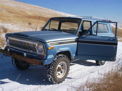 1974 jeep for sale 1974 jeep fsj for sale jeep 1974 for