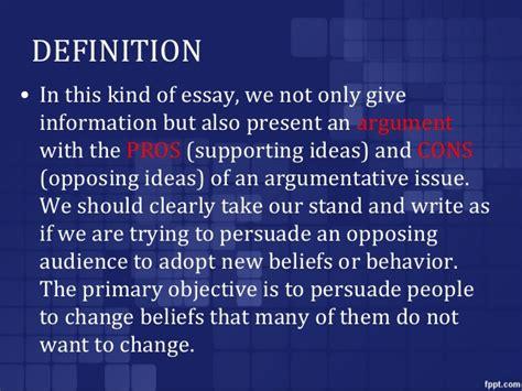 Define Persuasive Essay by Define The Persuasive Essay Define Persuasive Essay