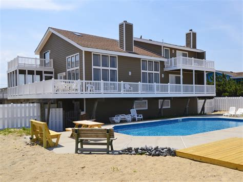 virginia cottage rentals oceanfront virginia s 7 bedroom sandbridge rental