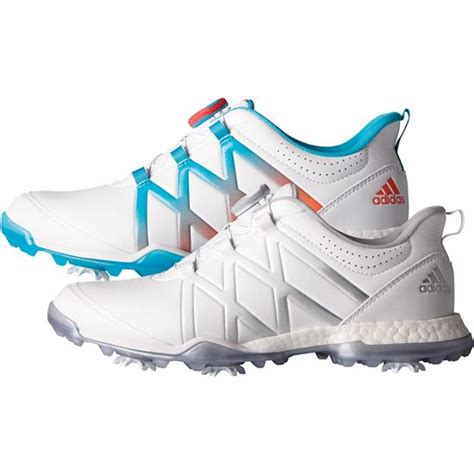 adidas adipower boost boa golf shoes for golfballs