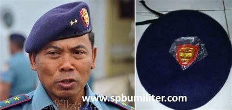 Senter Jatah Tni By Saninmilitery baret tni al asli jatah spbu militer