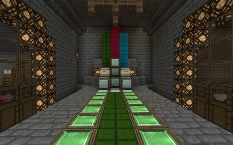 Minecraft Castle Dining Room Castle Minecraft Project