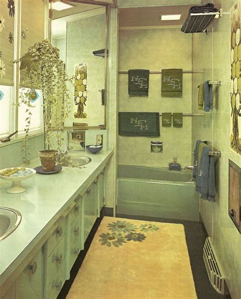 home decor bathroom 1960s bathrooms vintage home decorating lovies